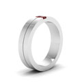 white-gold-round-red-ruby-mens-wedding-band-in-bar-set-FD1052BGRUDRANGLE2-NL-WG