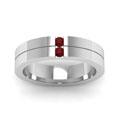 white-gold-round-red-ruby-mens-wedding-band-in-bar-set-FD1052BGRUDRANGLE5-NL-WG