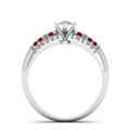 white-gold-pear-white-diamond-engagement-wedding-ring-with-red-ruby-in-channel-pave-set-FD62252PERGRUDRANGLE3-NL-WG