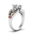 white-gold-marquise-white-diamond-engagement-wedding-ring-with-orange-sapphire-in-pave-set-FD71589MQRGSAORANGLE2-NL-WG