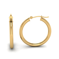 yellow-gold-glossy-matte-hoops-earrings-FDEAR20270-20MM-NL-YG