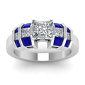 white-gold-princess-white-diamond-engagement-wedding-ring-with-blue-sapphire-in-channel-set-FDENR2906PRRGSABLANGLE5-NL-WG