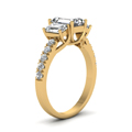 yellow-gold-emerald-white-diamond-engagement-wedding-ring-in-prong-set-FDENR7282EMRANGLE2-NL-YG