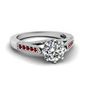 white-gold-round-white-diamond-engagement-wedding-ring-with-red-ruby-in-pave-set-FDENR8668RORGRUDR-NL-WG
