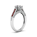 white-gold-round-white-diamond-engagement-wedding-ring-with-red-ruby-in-pave-set-FDENR8668RORGRUDRANGLE2-NL-WG