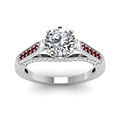 white-gold-round-white-diamond-engagement-wedding-ring-with-red-ruby-in-pave-set-FDENR8668RORGRUDRANGLE5-NL-WG