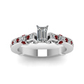 white-gold-emerald-white-diamond-engagement-wedding-ring-with-red-ruby-in-pave-set-FDENS3318EMRGRUDRANGLE5-NL-WG