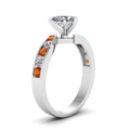 white-gold-heart-white-diamond-engagement-wedding-ring-with-orange-sapphire-in-channel-set-FDENS4028HTRGSAORANGLE2-NL-WG