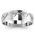 white-gold-groove-mens-wedding-band-FDLWM1200BANGLE5-NL-WG