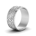 white-gold-ultra-fancy-design-mens-wedding-band-FDM474BANGLE2-NL-WG
